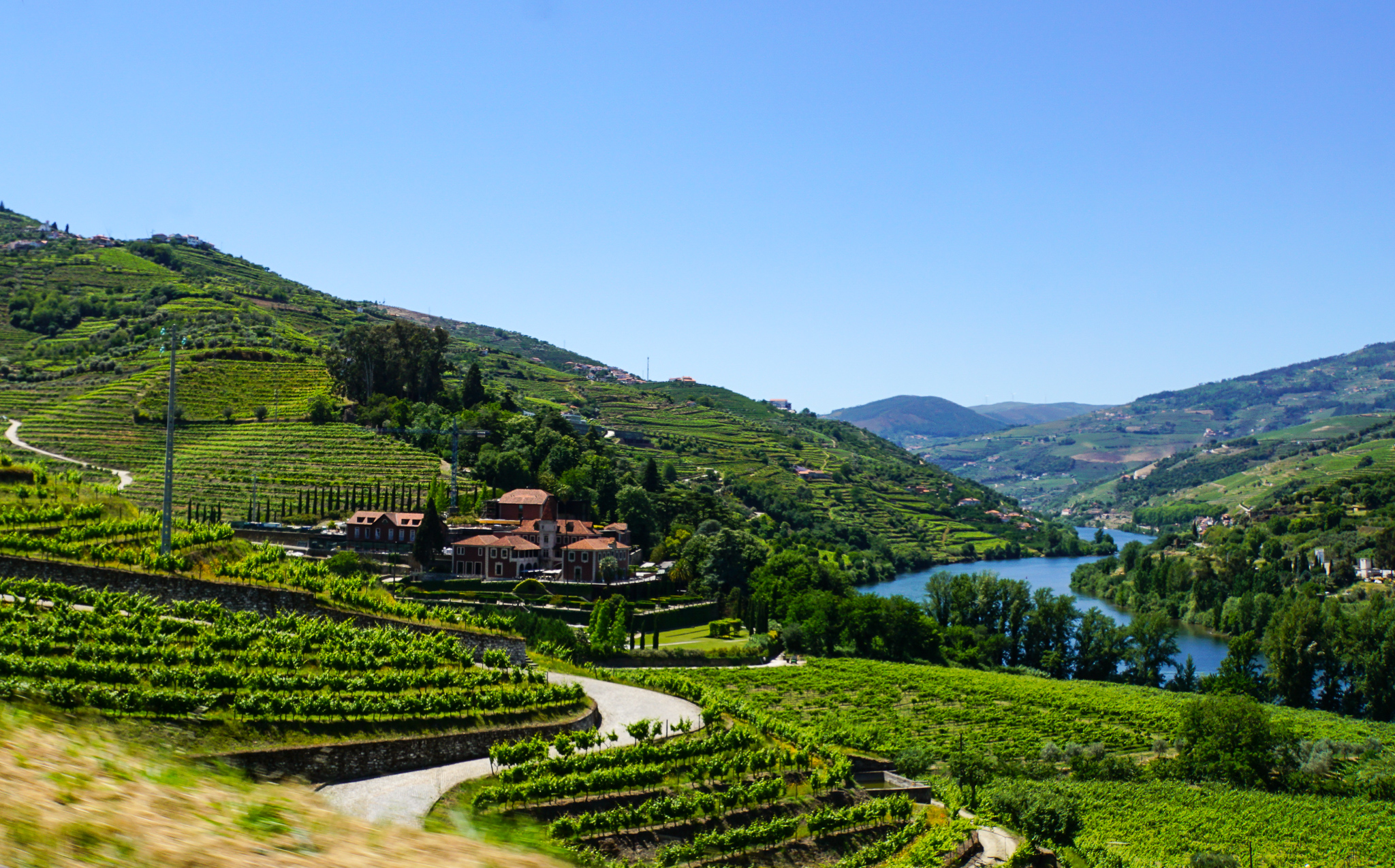 Roadtrip i Douro Valley