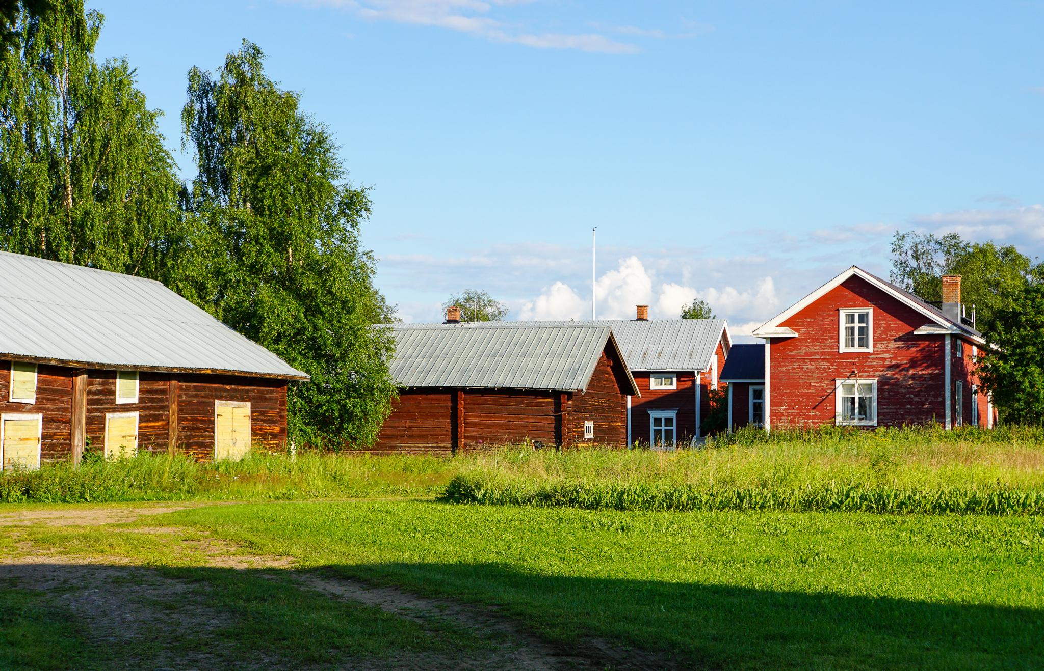 Sommarvykort från Jarhois