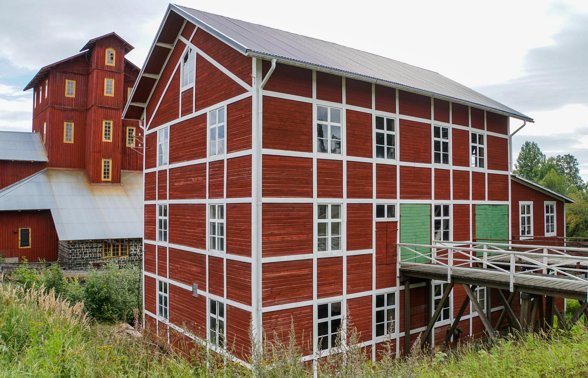 Olofsfors Bruk, Nordmaling