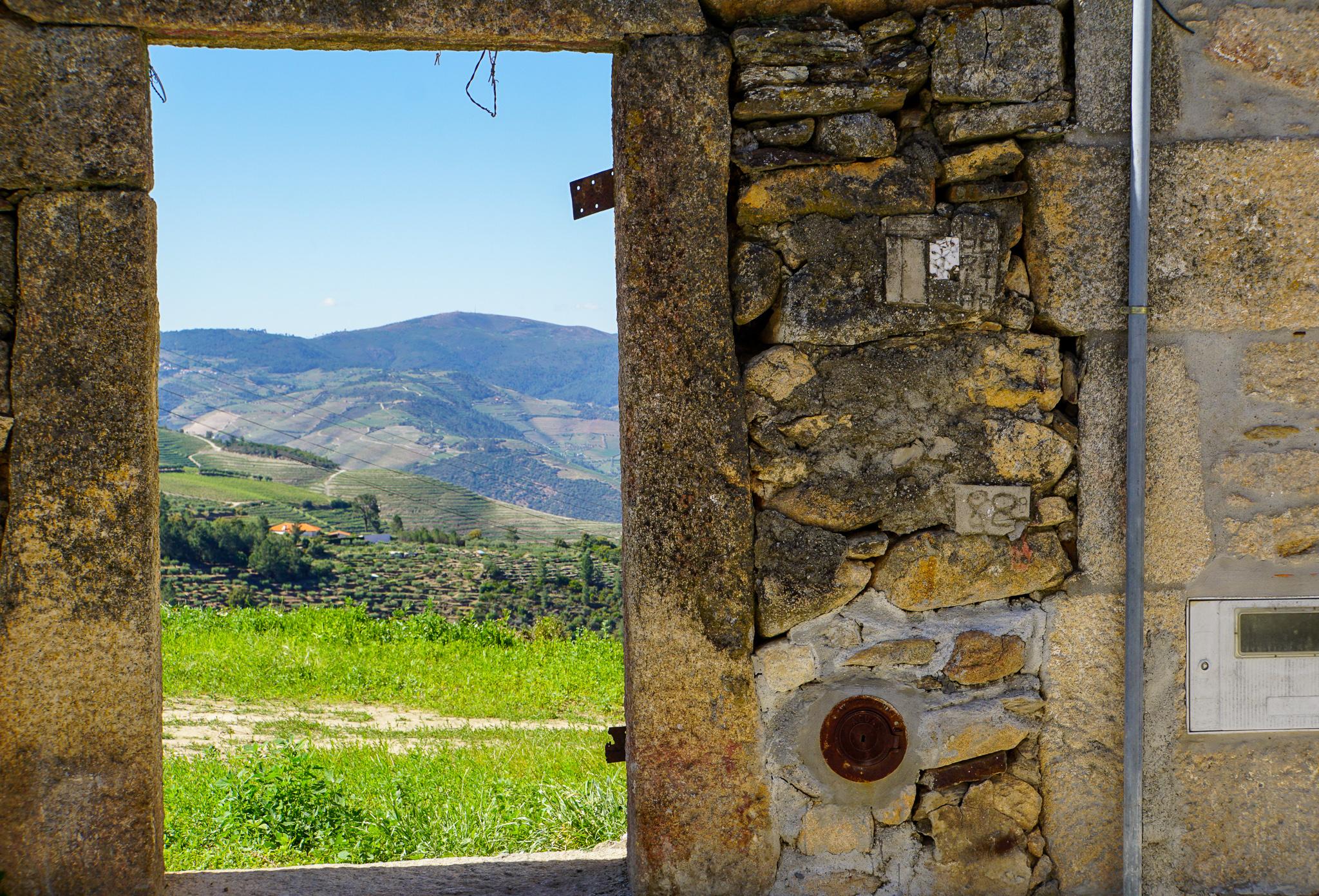 Tabuaço, Douro Valley i Portugal