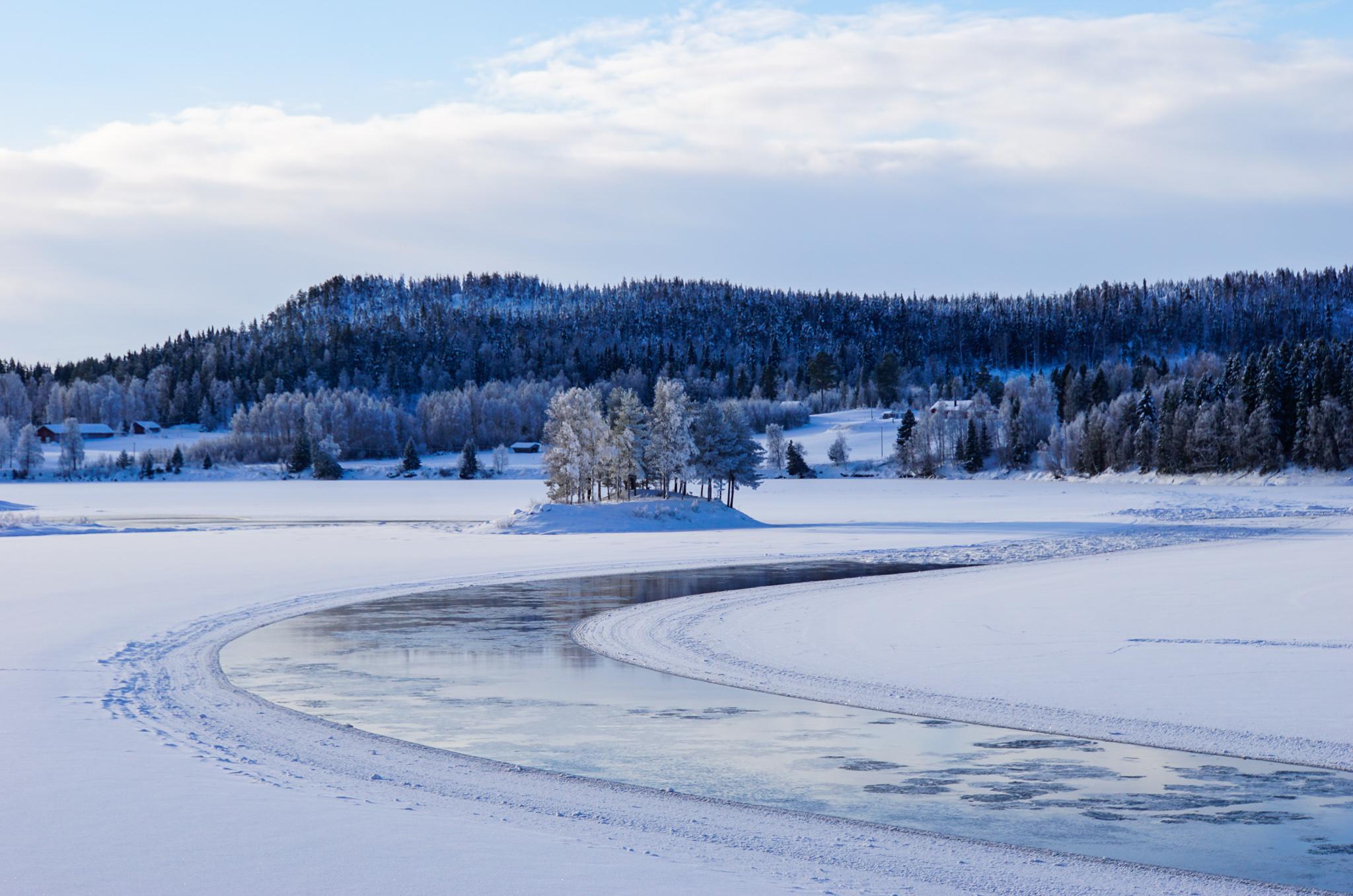 Vinterbilder från norr